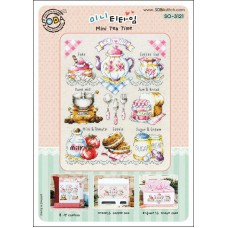 Soda Stitch - 3121 - Mini Tea Time